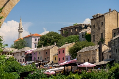 Mostar by Ilya Burlak