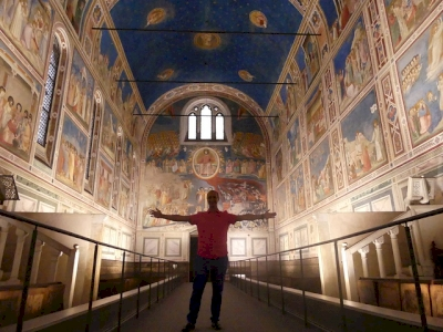 Padova Urbs Picta. Giotto, the Scrovegni Chapel and the 14th century painting cycles (T) by Clyde