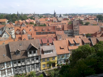 Quedlinburg by Matejicek