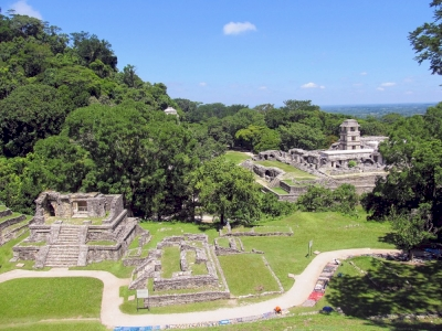 Palenque by Watkinstravel