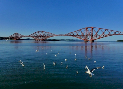 Forth Bridge by Clyde