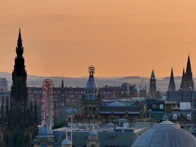 Edinburgh by Clyde