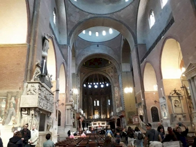 Padova Urbs Picta. Giotto, the Scrovegni Chapel and the 14th century painting cycles (T)
