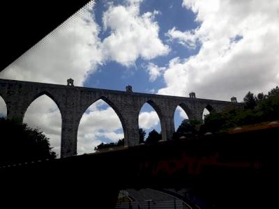 Aguas Livres Aqueduct (T) by GabLabCebu
