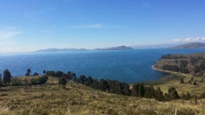 Sacred Titicaca Lake (T) by GabLabCebu