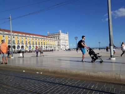 Pombaline Lisbon (T) by GabLabCebu