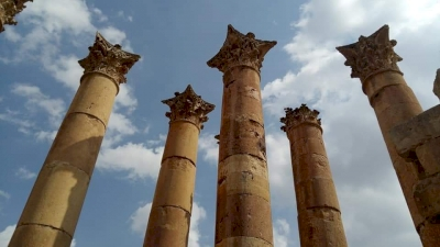 Jerash Archaeological City (Ancient Meeting Place of East and West) (T) by GabLabCebu
