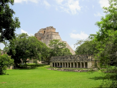 Uxmal by Watkinstravel