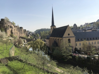 City of Luxembourg by Travel Addicts