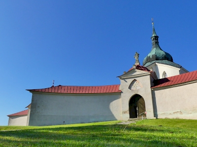 Pilgrimage Church of St. John of Nepomuk by Clyde