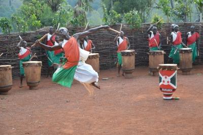 La résidence royale du Burundi: Le cas de Gishora (T)
