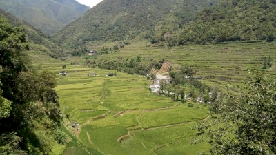 Rice Terraces of the Philippine Cordilleras by GabLabCebu