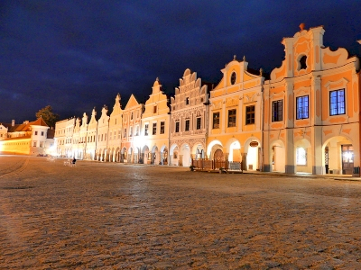 Telc by Clyde