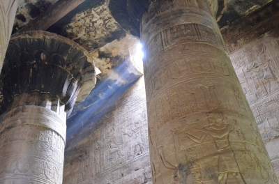 Pharaonic temples in Upper Egypt from the Ptolemaic and Roman periods (T) by GabLabCebu