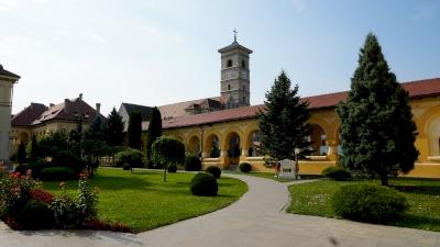 Le noyau historique de la ville d'Alba Julia (T) by Lisu Marian