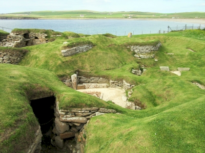 Neolithic Orkney by Jay T