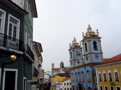 Salvador de Bahia by Rafabram
