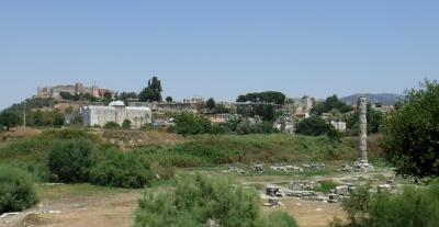 Ephesus by Frédéric M