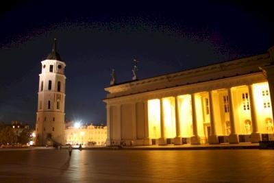 Vilnius by Jakob Frenzel