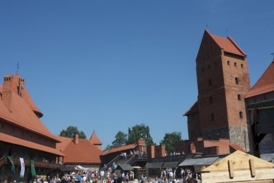 Trakai Historical National Park (T) by Jakob Frenzel