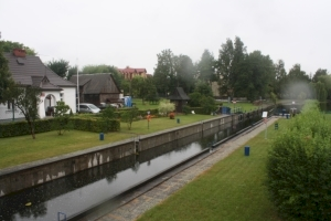 The Augustow Canal (Kanal Augustowski) (T) by Jakob Frenzel