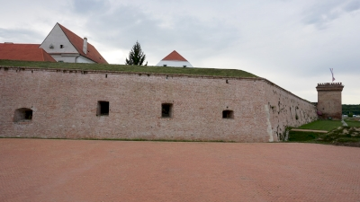 Historical-Town Planning Ensemble Tvrda (Fort) in Osijek  (T)