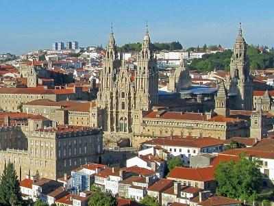 Santiago de Compostela by Jay T