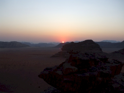 Wadi Rum by Squiffy
