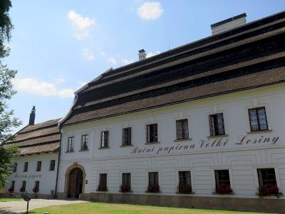 Paper Mill at Velké Losiny (T) by Zoë Sheng