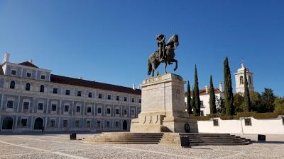 Vila Viçosa, Renaissance ducal town (T) by Argo
