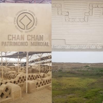 Chan Chan by Zoë Sheng