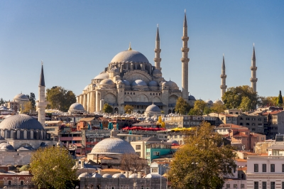 Istanbul by Ilya Burlak