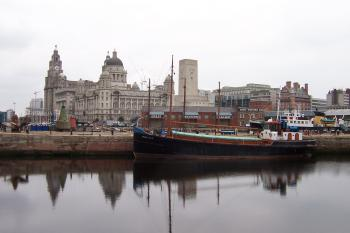 Liverpool by Ian Cade