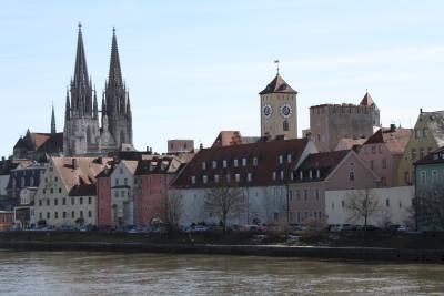 Regensburg by Jakob Frenzel