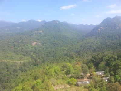 Western Ghats by Nan