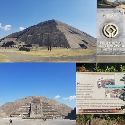 Teotihuacan by Zoë Sheng