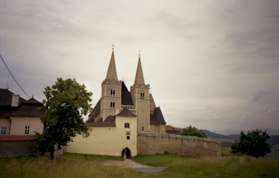 Spissky Hrad and Levoca by Matejicek