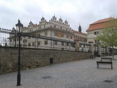 Litomysl Castle by Matejicek