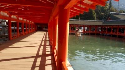 Itsukushima Shrine by GabLabCebu