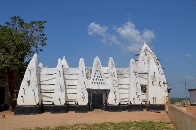 Trade Pilgrimage Routes of North-Western Ghana (T)