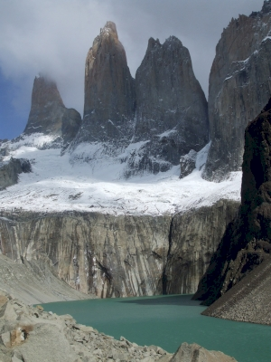 Torres del Paine and Bernardo O
