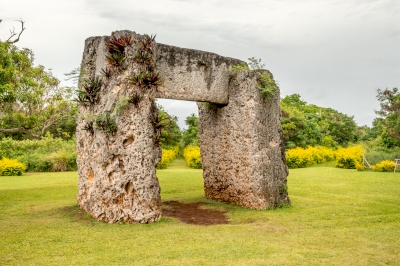 The Ancient Capitals of the Kingdom of Tonga (T)