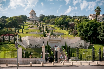 Bahá'i Holy Places by Ilya Burlak