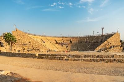 Caesarea (T) by Ilya Burlak