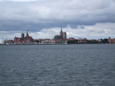 Stralsund and Wismar by Matejicek