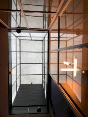 Rietveld Schröderhuis by Caspar Dechmann