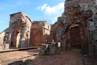 Jesuit Missions of Trinidad and Jesus by Timonator