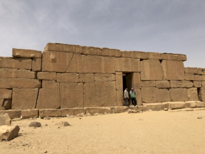 Oasis of Fayoum, hydraulic remains and ancient cultural landscapes (T)