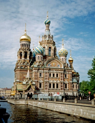 St. Petersburg by Jay T