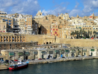 Valletta by Jay T